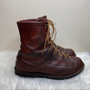 Vintage Danner Leather Lace Up Boots Gore-Tex